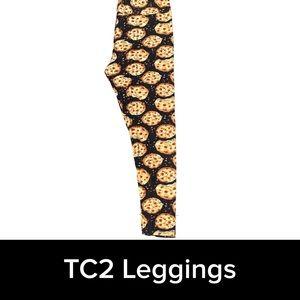 LuLaRoe TC2 cookie leggings